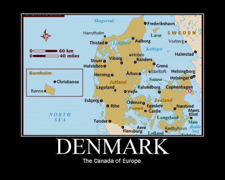 Denmark-Canada