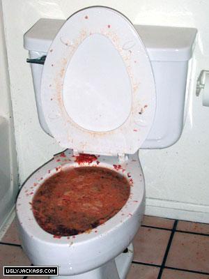 Full-toilet