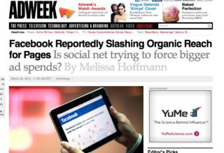 Facebook slashes