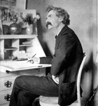 Mark_Twain_pondering_at_desk_crop1
